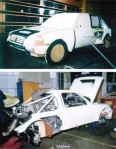 The Peugeot 205 Turbo 16 - Designed and built from scratch to win rallies