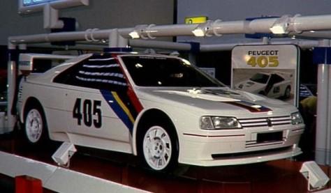 peugeot 405 turbo 16 group s prototype rally group b shrine. Black Bedroom Furniture Sets. Home Design Ideas
