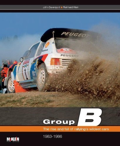 Group B book